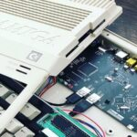 MiSS FPGA: Replacement boards for Amiga 500 cases