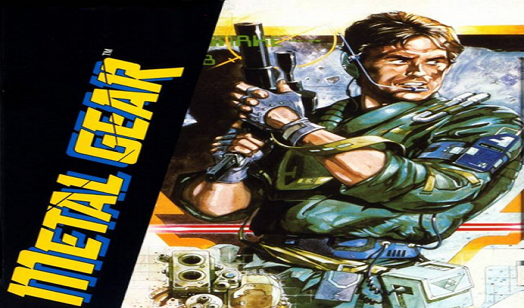 MSX classic Metal Gear soon available for Commodore Amiga 500
