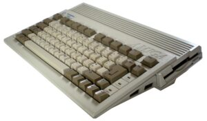 March 1992: The first mini computer concept ever is released by Commodore
