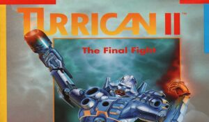 Amiga Classic Turrican II returns with enhanced graphics