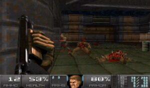 New enhanced Amiga port of Chocolate Doom