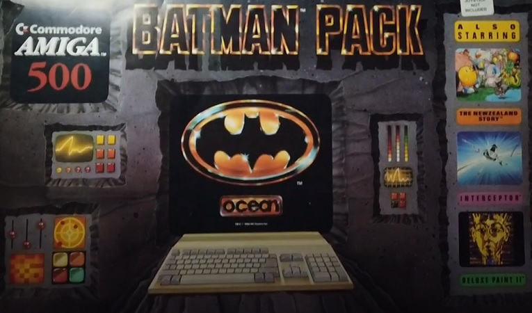 How Batman changed everything for Commodore Amiga computers