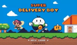 New playable demo released of Super Delivery Boy